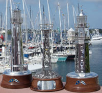 Trophies For Bermuda Race